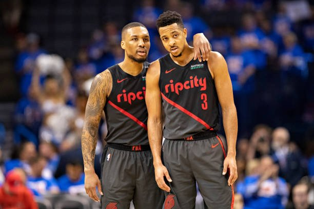 Could Damian Lillard and CJ McCollum Be Utilized As Spot-Up Shooters?